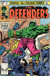 Cover for The Defenders (Marvel, 1972 series) #81 [British]