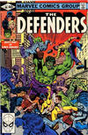 Cover for The Defenders (Marvel, 1972 series) #86 [Direct]
