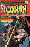 Cover for Conan the Barbarian (Marvel, 1970 series) #51 [British]