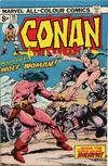 Cover Thumbnail for Conan the Barbarian (1970 series) #49 [British Price Variant]