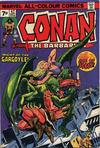 Cover Thumbnail for Conan the Barbarian (1970 series) #42 [British]