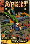 Cover for The Avengers (Marvel, 1963 series) #31 [British]