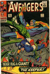 Cover Thumbnail for The Avengers (1963 series) #31 [British Price Variant]