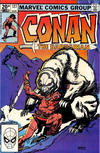 Cover for Conan the Barbarian (Marvel, 1970 series) #127 [British Price Variant]