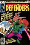 Cover Thumbnail for The Defenders (1972 series) #78 [British]
