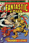 Cover for Fantastic Four (Marvel, 1961 series) #151 [British]