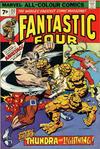 Cover for Fantastic Four (Marvel, 1961 series) #151 [British Price Variant]
