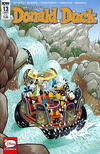 Cover Thumbnail for Donald Duck (2015 series) #13 / 380 [Subscription Cover Variant]