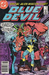 Cover for Blue Devil (DC, 1984 series) #6 [newsstand]