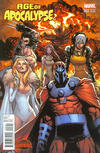 Cover for Age of Apocalypse (Marvel, 2015 series) #2 [Incentive Humberto Ramos Variant]