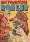 Cover for The Phantom Ranger (Frew Publications, 1948 series) #58