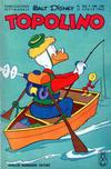 Cover for Topolino (Arnoldo Mondadori Editore, 1949 series) #386