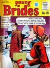 Cover for Young Brides (Thorpe & Porter, 1953 series) #18