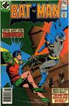 Cover for Batman (DC, 1940 series) #316 [British]