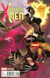 Cover for Uncanny X-Men (Marvel, 2013 series) #600 [Incentive Adam Hughes Variant]