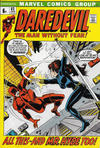 Cover for Daredevil (Marvel, 1964 series) #83 [British Price Variant]
