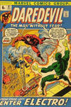 Cover Thumbnail for Daredevil (1964 series) #87 [British Price Variant]