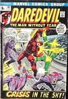 Cover for Daredevil (Marvel, 1964 series) #89 [British]