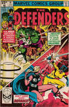 Cover for The Defenders (Marvel, 1972 series) #91 [British]