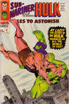 Cover for Tales to Astonish (Marvel, 1959 series) #87 [British Price Variant]