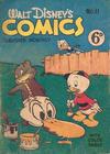 Cover for Walt Disney's Comics (W. G. Publications; Wogan Publications, 1946 series) #11