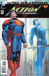 Cover for Action Comics (DC, 2011 series) #52 [Romita Jr / Janson Cover]