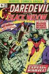 Cover for Daredevil (Marvel, 1964 series) #107 [British Price Variant]