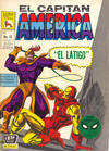 Cover for Capitán América (Editora de Periódicos La Prensa S.C.L., 1968 series) #12