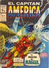 Cover for Capitán América (Editora de Periódicos La Prensa S.C.L., 1968 series) #14
