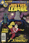 Cover for Justice League Unlimited (DC, 2004 series) #4 [Newsstand]