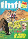Cover for Le journal de Tintin (Le Lombard, 1946 series) #25/1977