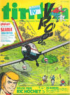 Cover for Le journal de Tintin (Le Lombard, 1946 series) #9/1978