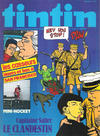 Cover for Le journal de Tintin (Le Lombard, 1946 series) #19/1981