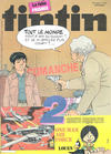 Cover for Le journal de Tintin (Le Lombard, 1946 series) #32/1982