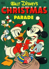 Cover for Walt Disney's Christmas Parade (Dell, 1949 series) #3 [35¢ Variant]