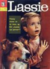 Cover for Lassie (Serieforlaget / Se-Bladene / Stabenfeldt, 1959 series) #1/1962