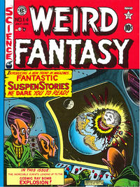 Cover Thumbnail for Weird Fantasy (Russ Cochran, 1980 series) #1