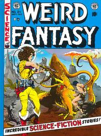 Cover Thumbnail for Weird Fantasy (Russ Cochran, 1980 series) #4