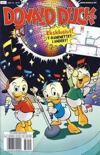Cover Thumbnail for Donald Duck & Co (Hjemmet / Egmont, 1948 series) #19/2016