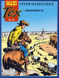 Cover Thumbnail for Maxi Tex (Hjemmet / Egmont, 2008 series) #46
