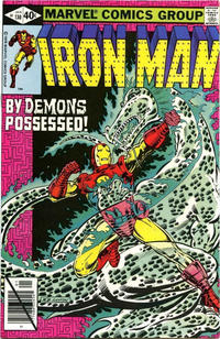 Cover Thumbnail for Iron Man (Marvel, 1968 series) #130 [Direct]