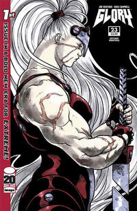 Cover Thumbnail for Glory (Image, 2012 series) #23 [2nd Printing]