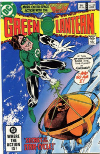 Cover Thumbnail for Green Lantern (DC, 1976 series) #153 [Direct Edition]