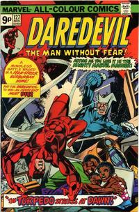 Cover Thumbnail for Daredevil (Marvel, 1964 series) #127 [British]