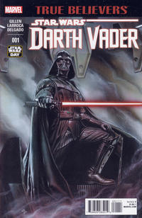Cover Thumbnail for True Believers: Darth Vader (Marvel, 2016 series) #1