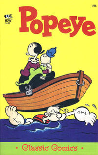 Cover Thumbnail for Classic Popeye (IDW, 2012 series) #46