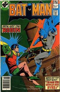 Cover Thumbnail for Batman (DC, 1940 series) #316 [British]