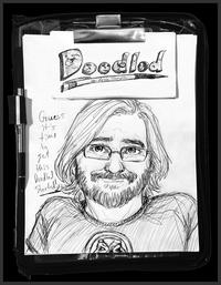 Cover Thumbnail for Doodled (Outpouring Comics, 2016 series) #1