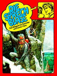 Cover Thumbnail for Die Sprechblase (Norbert Hethke Verlag, 1978 series) #17