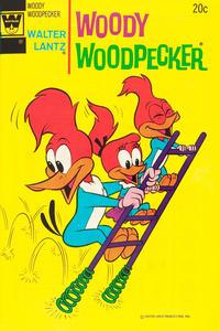 Cover Thumbnail for Walter Lantz Woody Woodpecker (Western, 1962 series) #136 [Whitman]